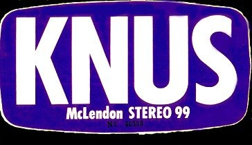 Jim White / Tommy Kramer on KNUS 99 Dallas | 1972