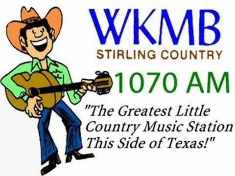 Jim Smith, WKMB Stirling, NJ – Stirling Country 1070 | Sometime in the 1990s