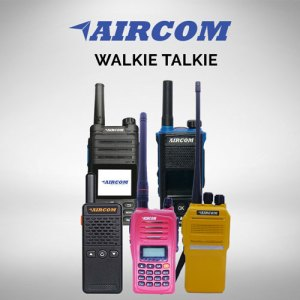 AirCom-Walkie-Talkie Product