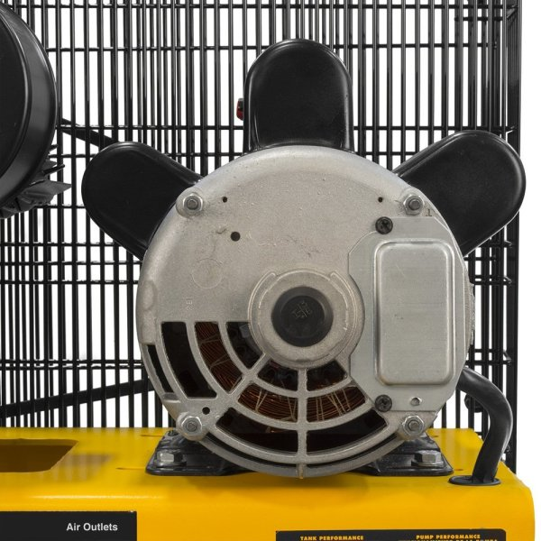 80 Gallon Air Compressor - Journal