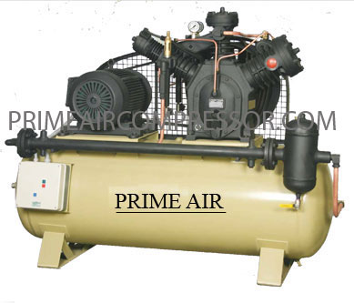 Ingersoll Rand Air Compressor Type-30 (T30) 7T2 10HP Equivalent