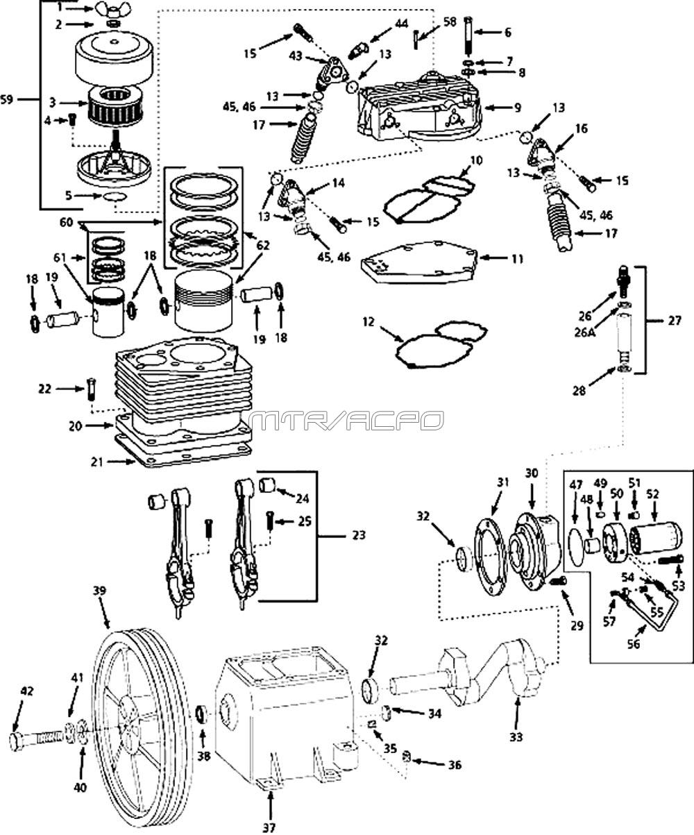 dayton speedaire compressor manual