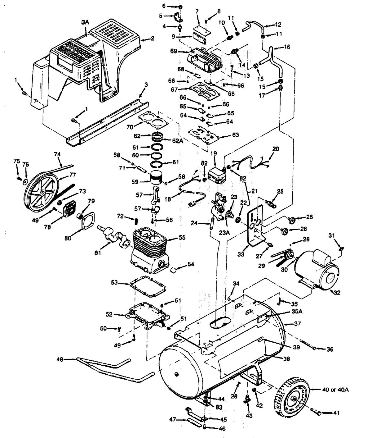 Train Horn Pressor Wiring Diagram Train Horn Remote