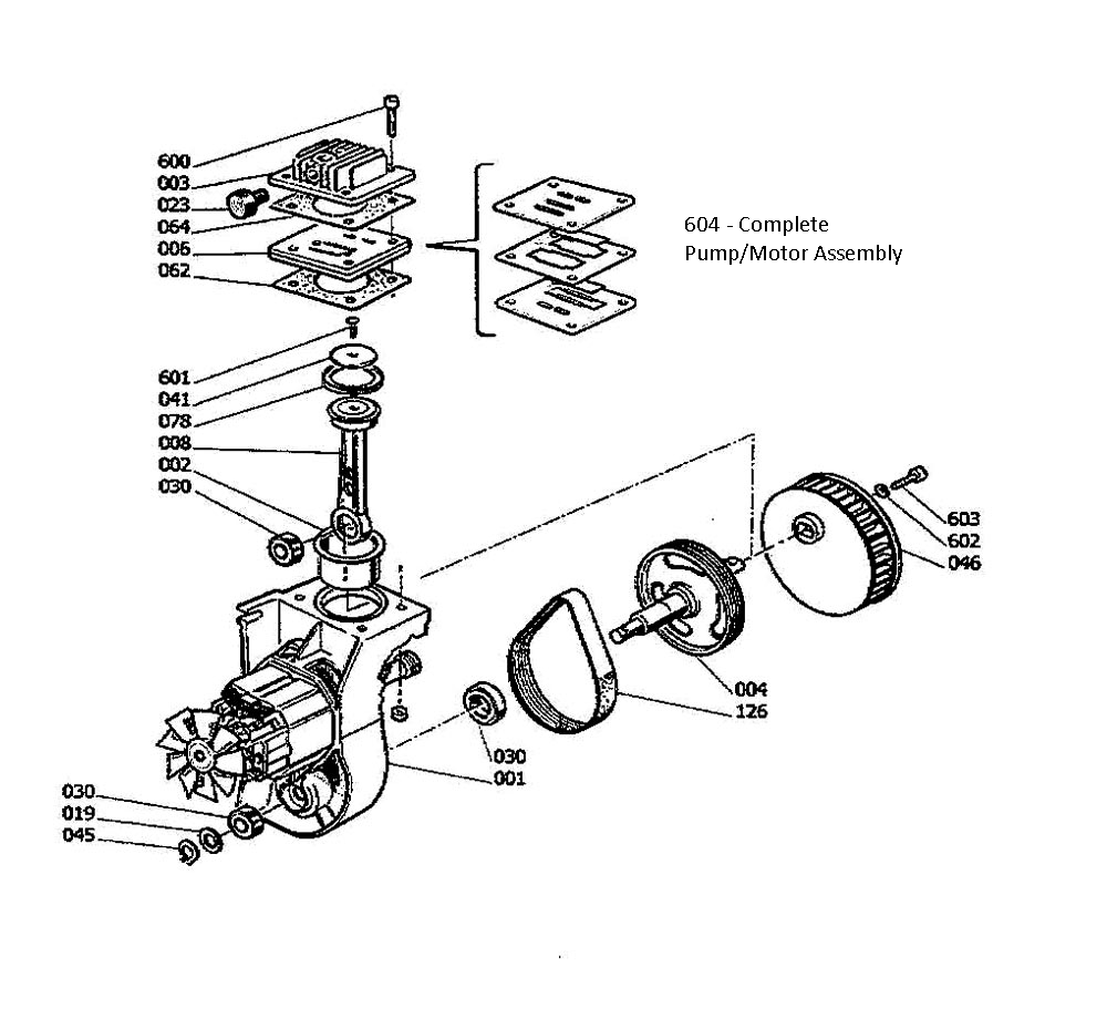 hight resolution of husky h1503tp ol 195b pump parts champion air compressor wiring diagram h1503tp ol195b