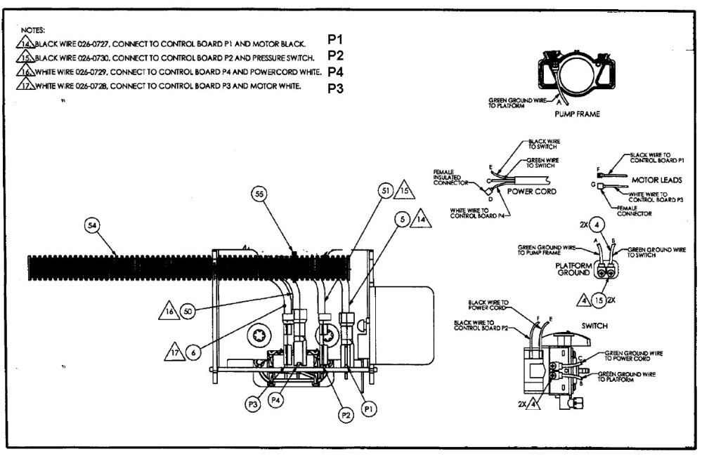 medium resolution of wiring instructions for the 034 0183 quiet series switch coleman powermate