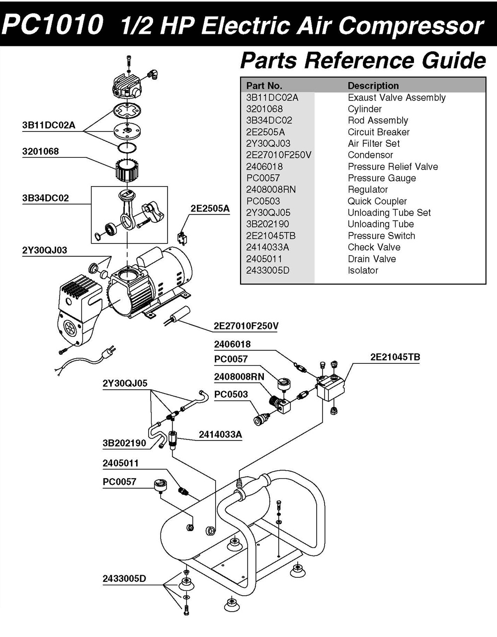 Senco Air Compressor Wiring Diagram : 35 Wiring Diagram