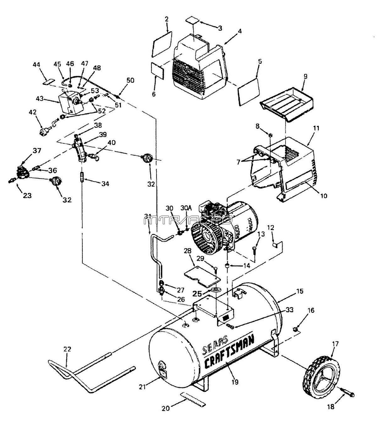 craftsman_919.155731_compressor_parts Radio Wiring Diagram Chevy Cavalier on parts diagram body, sport package for, ls wide body kit, custom parts, pcv valve, inside space, interior coupe, body kit sedan, rear custum, ignition orielys,