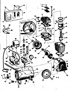 Emerson Pressor Motor Wiring Diagram AC Motor Diagram