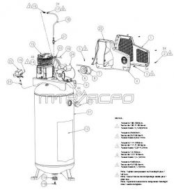 2 Stage Air Compressor Pump, 2, Free Engine Image For User