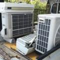 エアコン回収時に、液晶テレビ回収