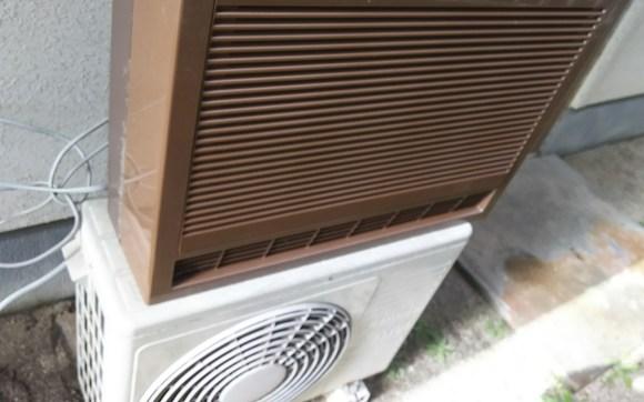 置き型エアコン、不用品回収