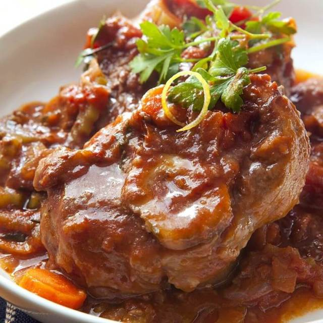 Oxtail and Lamb Knuckle Stew