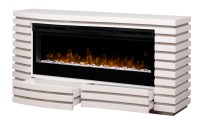 Elliot Mantel Electric Fireplace | Heating & Air ...