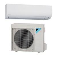 Daikin 9,000 btu 15 SEER Heat Pump & Air Conditioner ...
