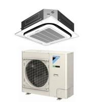 Daikin 18,000 btu 17.2 SEER Heat Pump & Air Conditioner ...