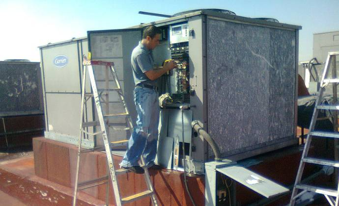 Air Conditioning Repair in Sunrise, Florida