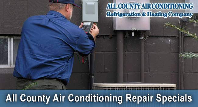 End of the Year Specials – AC Repair Plantation FL