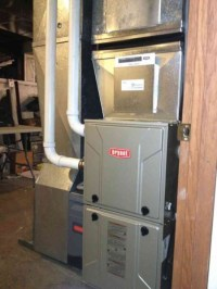 Gas Furnace Installation - Small Home - San Pedro HVAC PROS