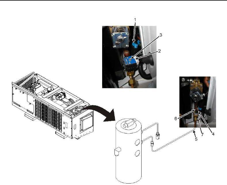 Figure 1. Receiver Pressure Solenoid Coil.