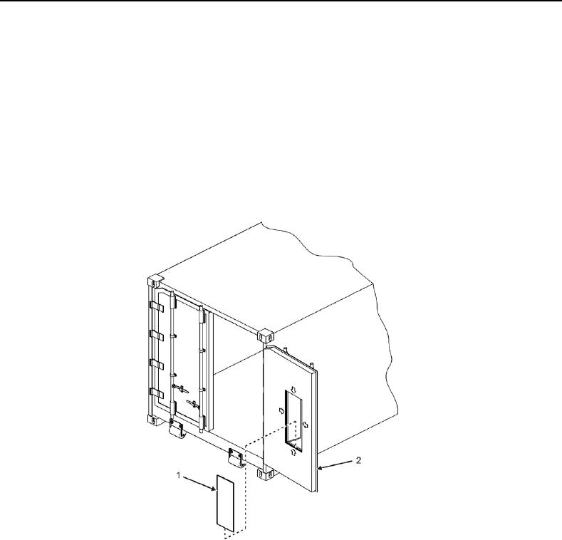 Figure 5. Emergency Escape Hatch Inner Seal.