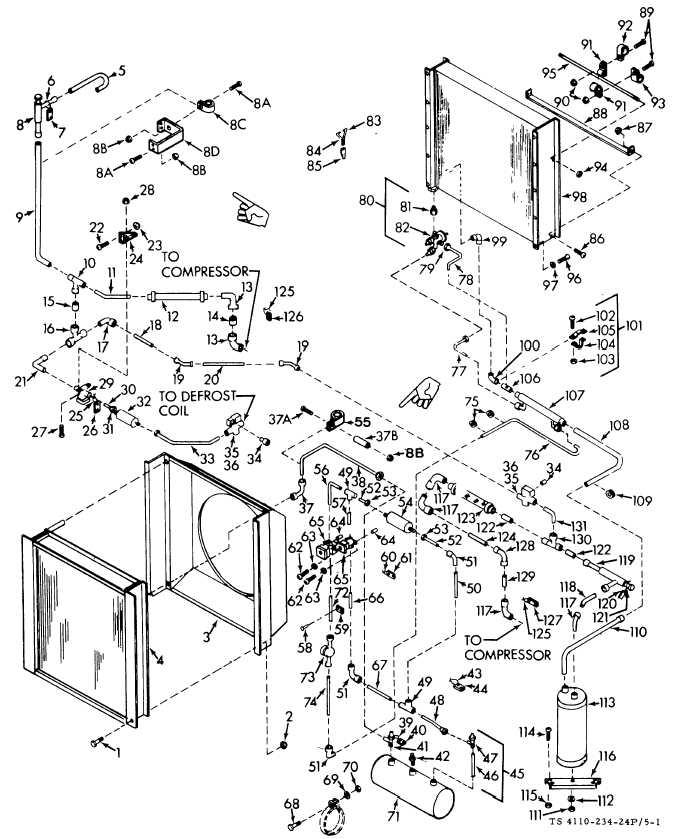 Figure 5. Refrigerant Piping (sheet 1 of 2)