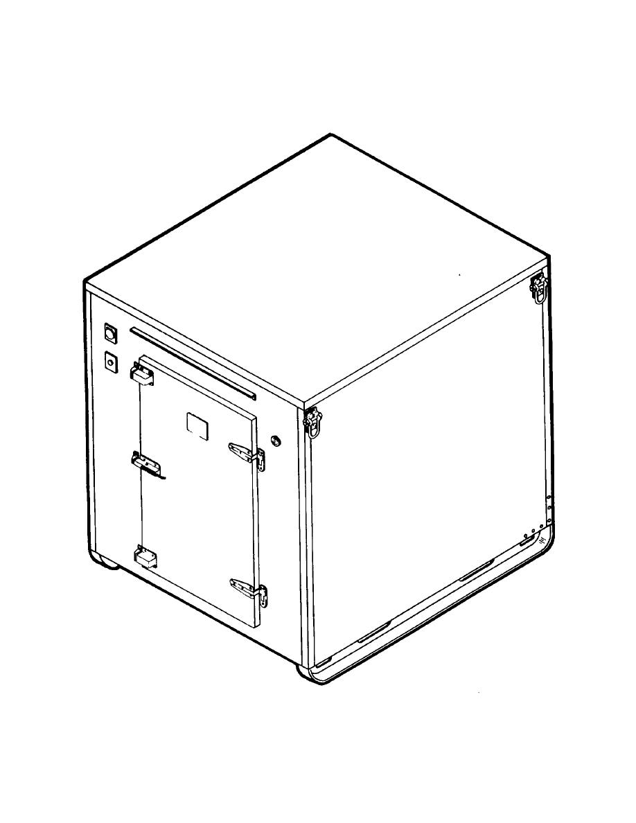 150 CUBIC FOOT BOX.
