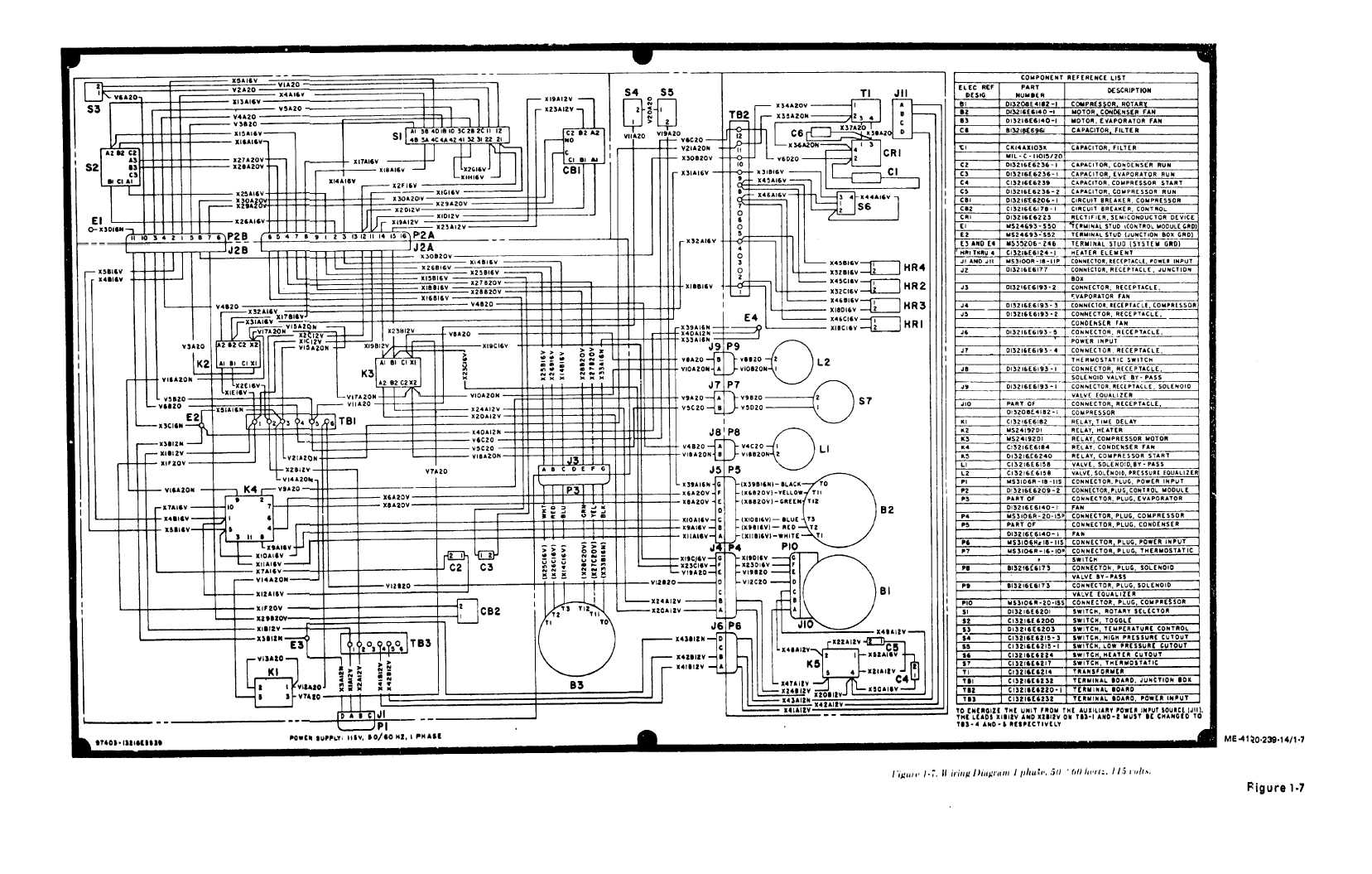 hight resolution of 2 wire 230 volt diagram