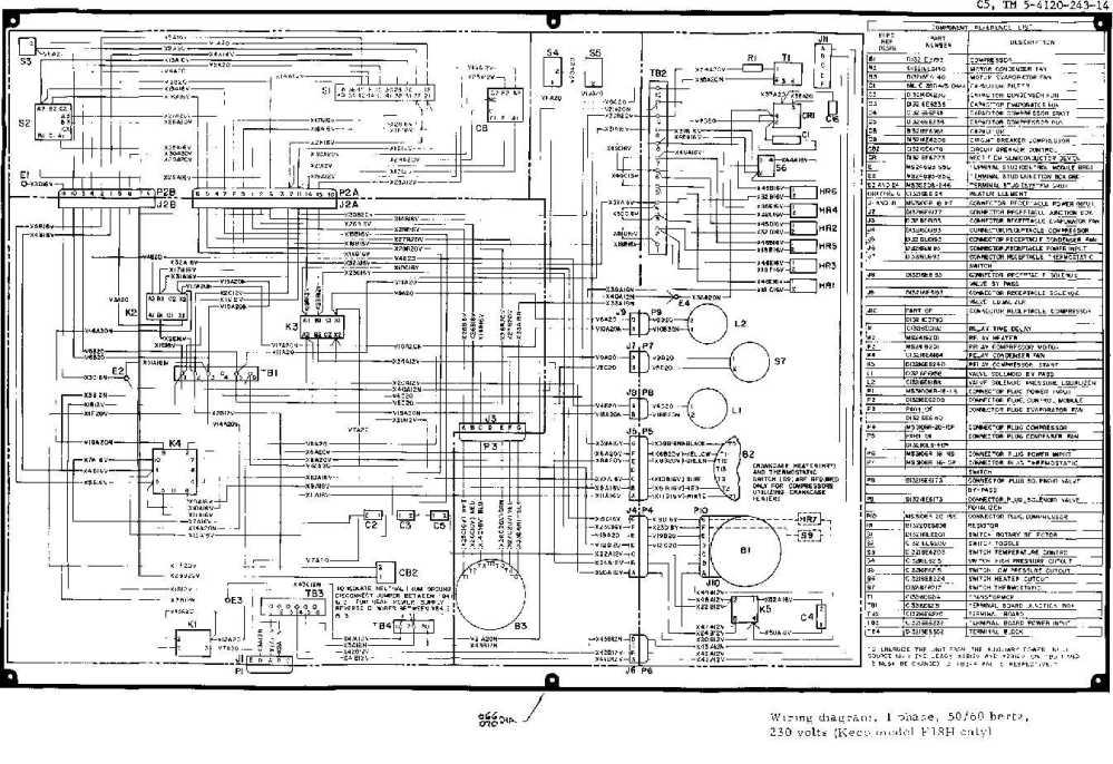 medium resolution of refrigeration refrigeration wiring diagrams chiller wiring diagram carrier chiller wiring diagram pdf
