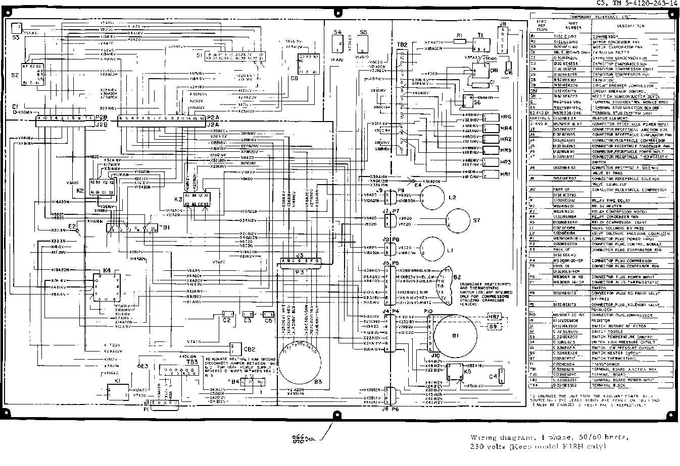 hight resolution of refrigeration refrigeration wiring diagrams chiller wiring diagram carrier chiller wiring diagram pdf