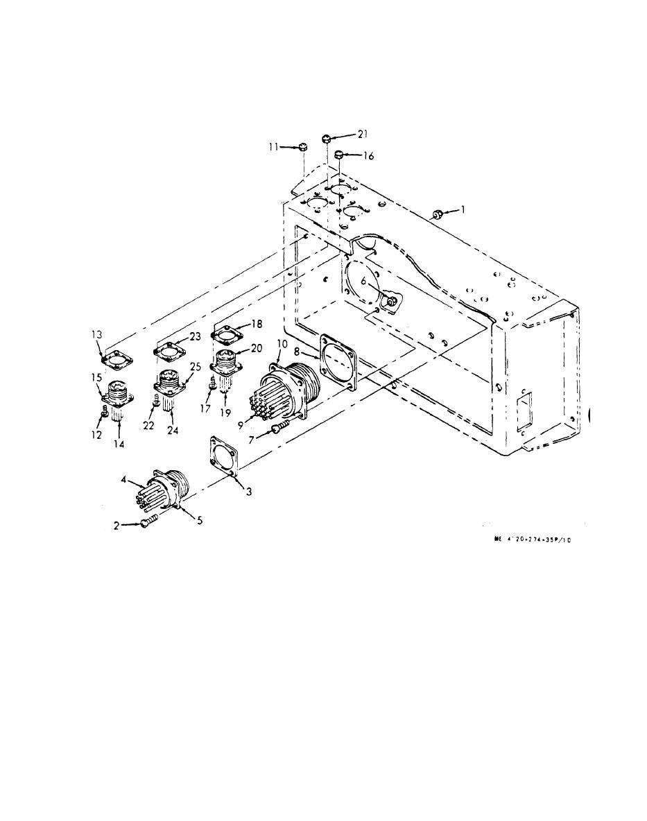 FIGURE 10. JUNCTION BOX ELECTRICAL WIRING HARNESSES