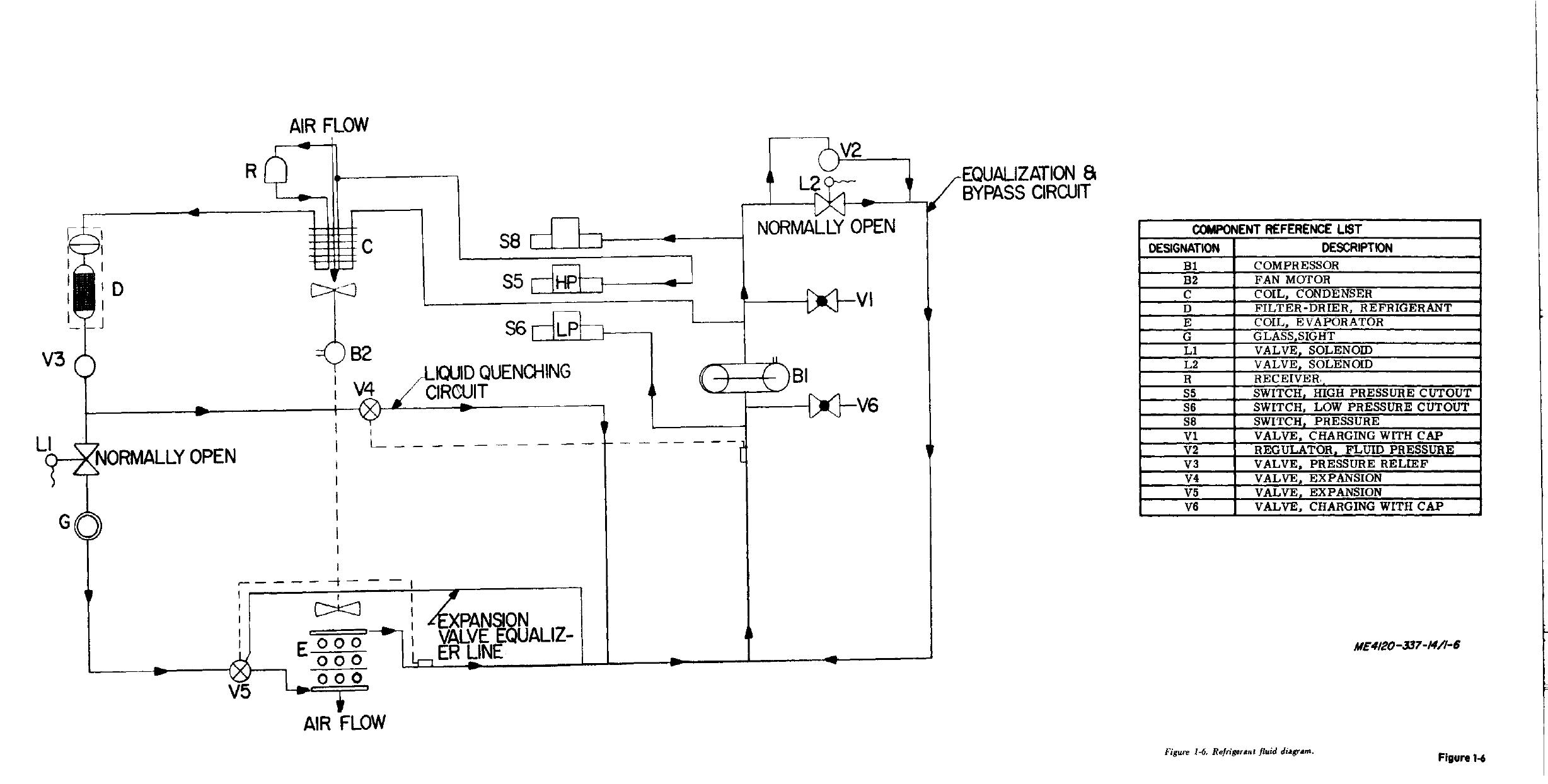 230 volt air conditioner wiring diagram for phone wall socket refrigeration schematic