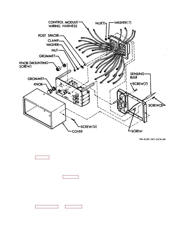 Figure 4-24. Control Module Wiring Harness