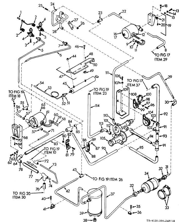 Figure 18. Refrigerant Piping, Condenser Section