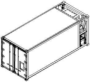 REFRIGERATED CONTAINER SYSTEM UNIT MAINTENANCE INSTRUCTIONS