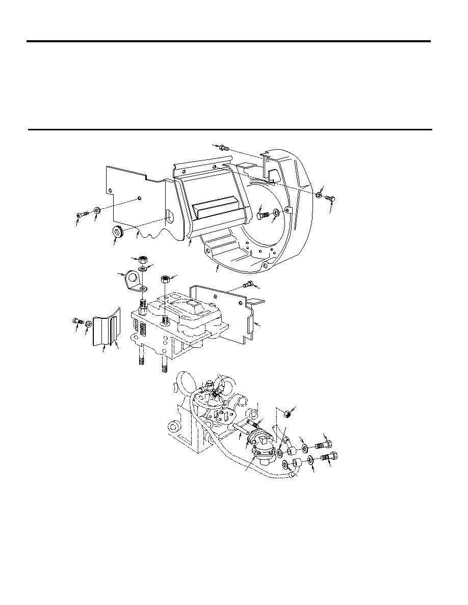 Figure 16. Fuel Pump And Cooling Shroud