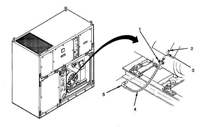Figure 4-81. Compressor Crankcase Heater