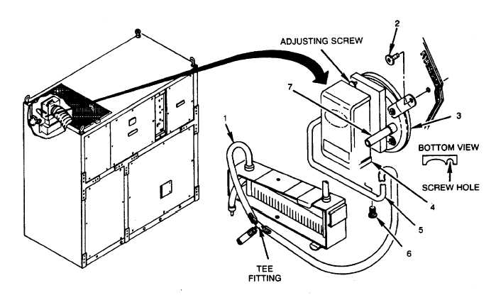 Figure 4-82. Dirty Filter Switch (S3)