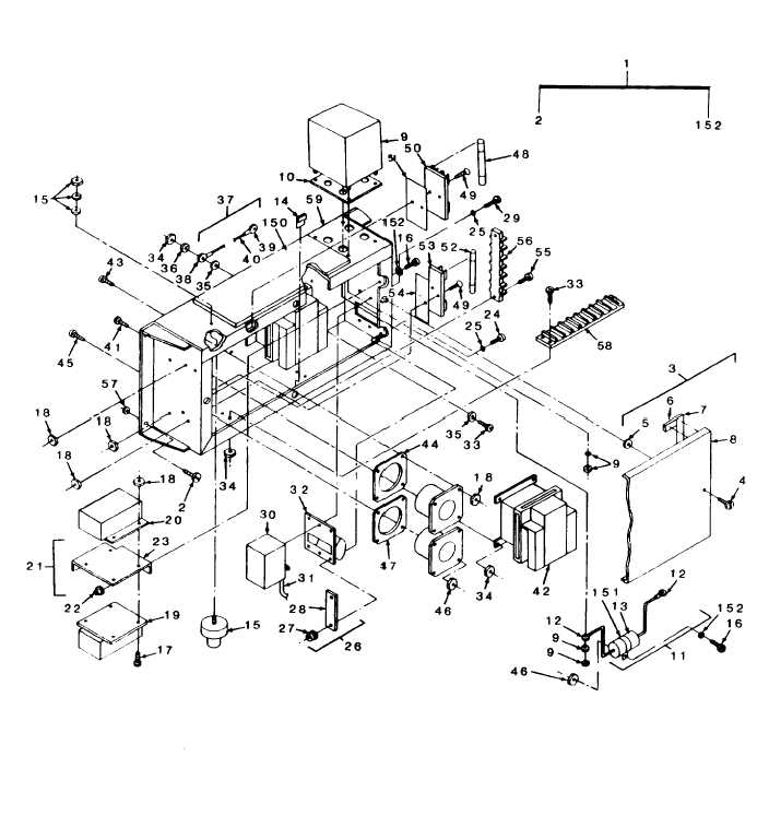 Figure 9. Junction Box (Sheet 1 of 2)