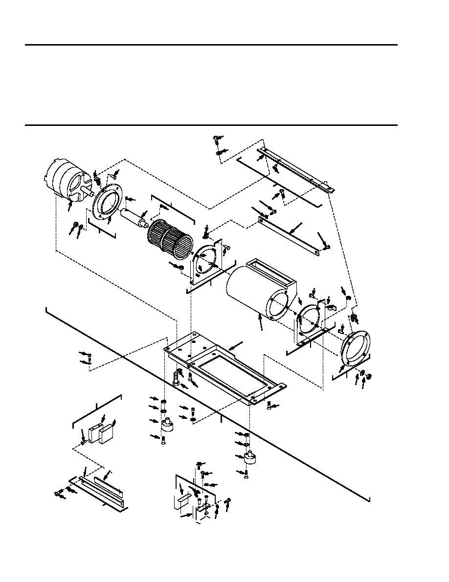 Figure 13. Evaporator Fan Assembly