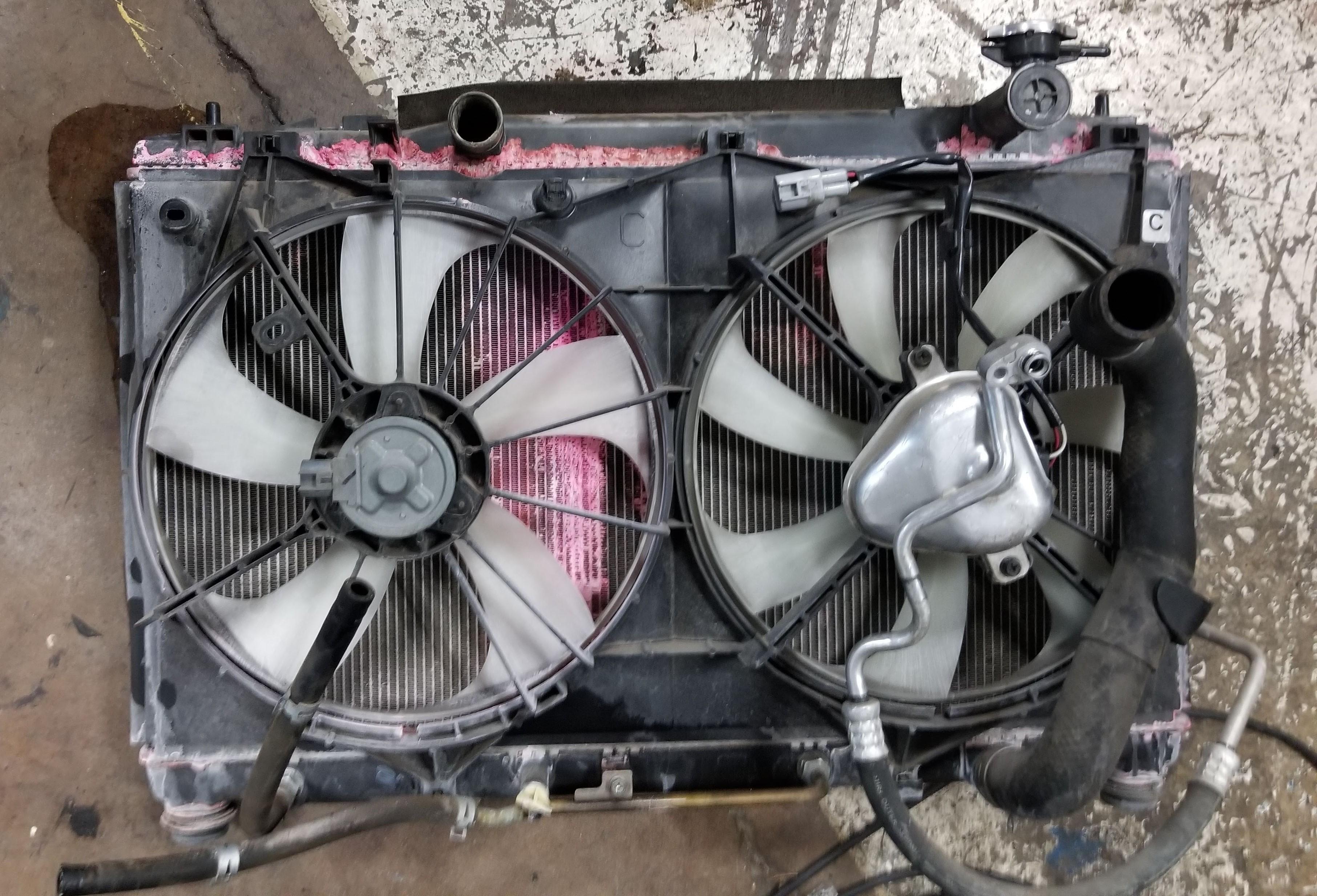 Radiator Repair - Auto Air Conditioning Repair