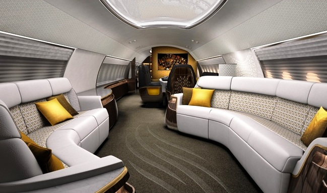 Aircraft Interior Designers Gallery Aircraft Completion