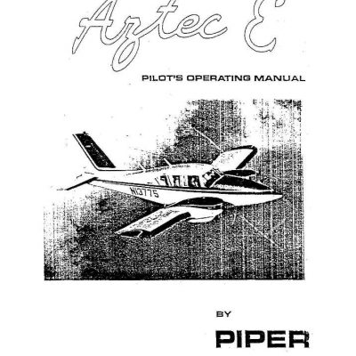 Piper Arrow III/TURBO ARROW III PA-28R-201/201T Service