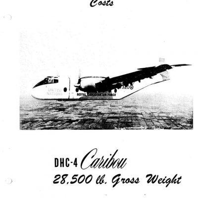 De Havilland Tiger Moth Pilot's Notes 1944