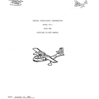 Mooney M20E Super 21 Airplane Flight Manual