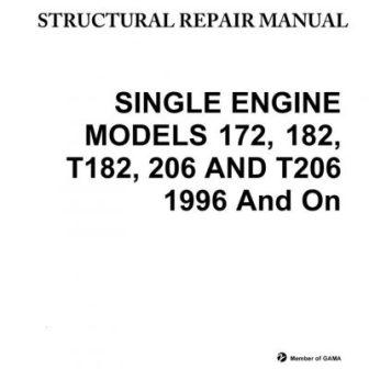 Cessna Single Engine Model 172, 182, T182, 206 & T206