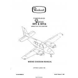Beechcraft Turbocharged Baron 58TC & 58TCA (Serials TK-147
