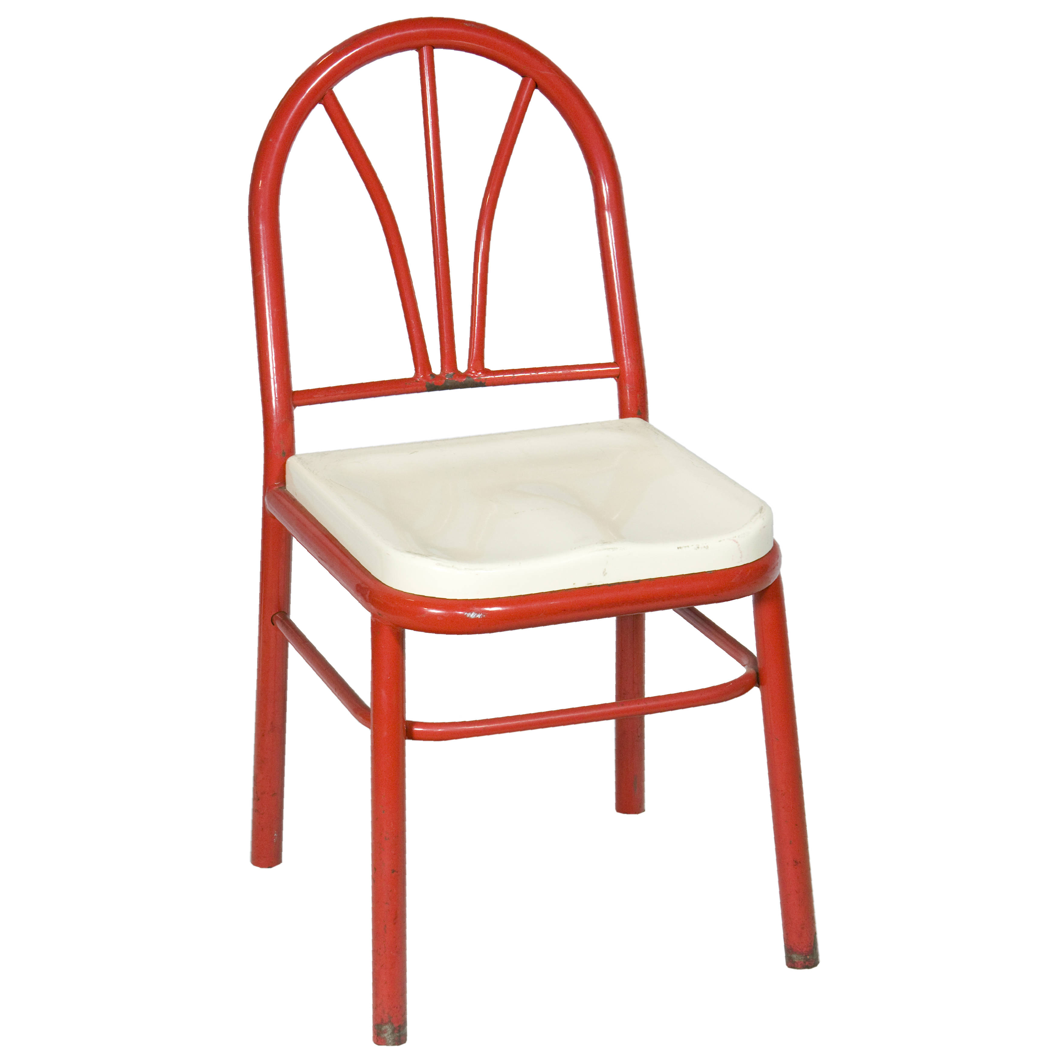 Food Chair Chair Fast Food Red W White Seat Air Designs