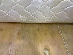 preventing moisture under RV mattress