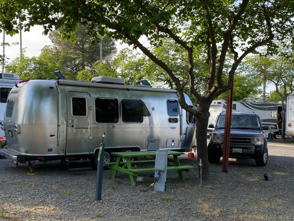 Living full time in an Airstream