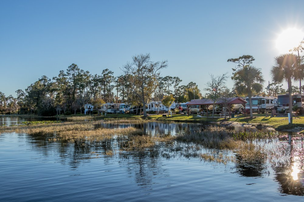 9 Amazing Family-friendly Florida Campgrounds